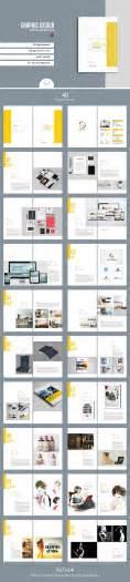 graphic portfolio template graphic design portfolio template brochure templates