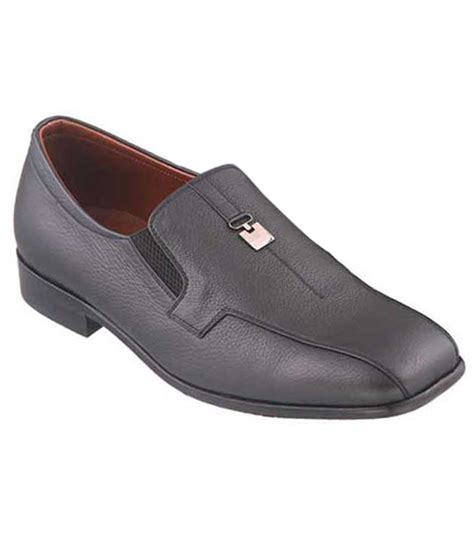 metro davinchi black formal shoes price in india buy