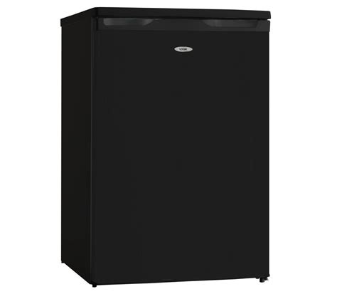 under cabinet fridge freezer buy logik luf55b13 undercounter freezer black free