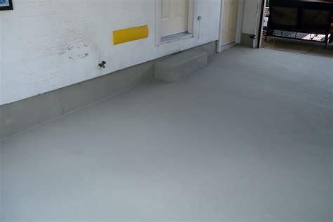 Garage Floor Resurfacing   TYBO Concrete Coatings, Repair