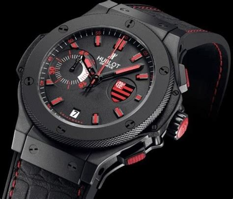 Big Flamengo hublot king power flamengo in flaming luxuryvolt