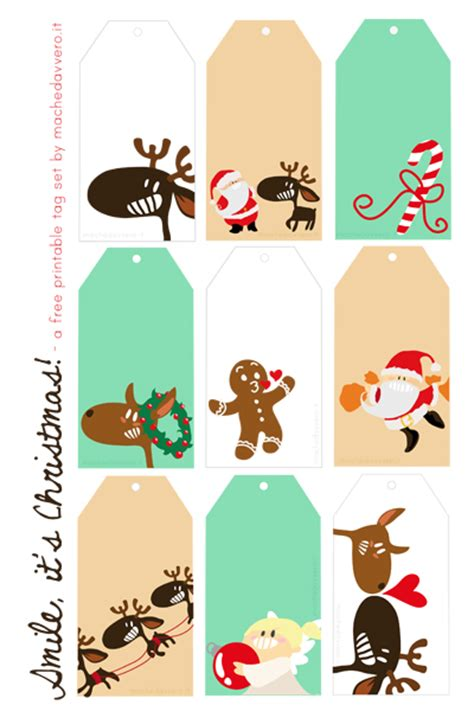 free printable christmas cards and gift tags 50 holiday freebies gift tags cards wrap ideas