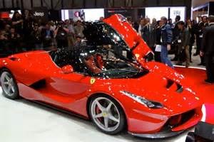 Laferrari Price Next Maserati Based On All New Laferrari Platform