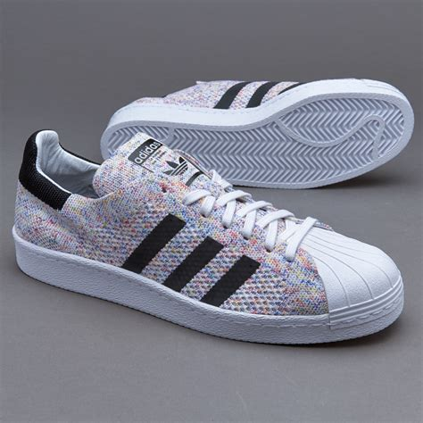 Harga Adidas White Original sepatu sneakers adidas originals superstar 80s primeknit white