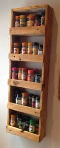 how to build a spice rack cabinet 1000 ideas about pallet spice rack on spice