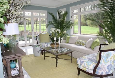 sunroom colors colors for sunrooms soft blue sunroom s wall paint