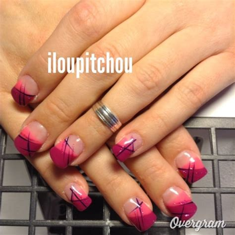 ongle en gel deco fashion de iloupitchou page 11 d 233 co d ongle en gel nail