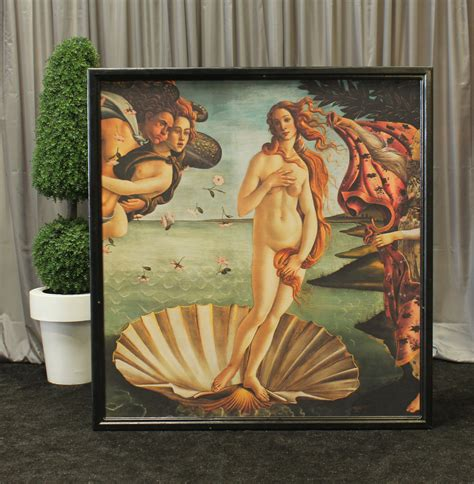 Online Home Decor Catalog by Wall Art Quot Birth Of Venus Quot By S Botticelli Town