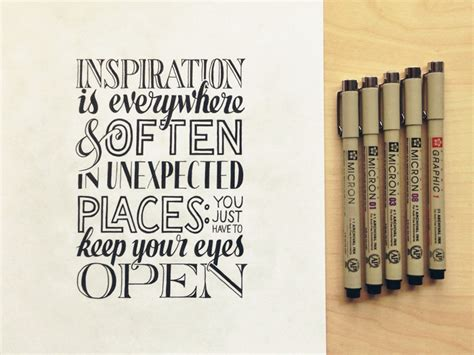 inspiration photos inspiration lettering by seanwes