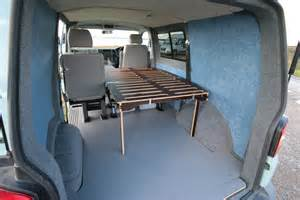vw bett vw transporter kombi bed amdro alternative cervans