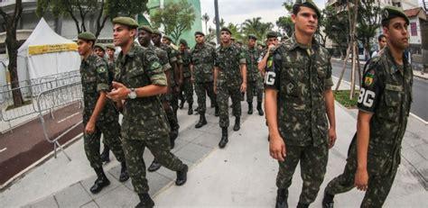 reajustes para militares das forcas armadas 2016 for 231 as armadas criam centro antiterrorismo para olimp 237 ada