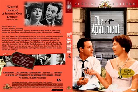 the apartment the apartment dvd custom covers the apartment