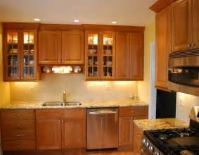 black kitchen cabinets with light countertops interior