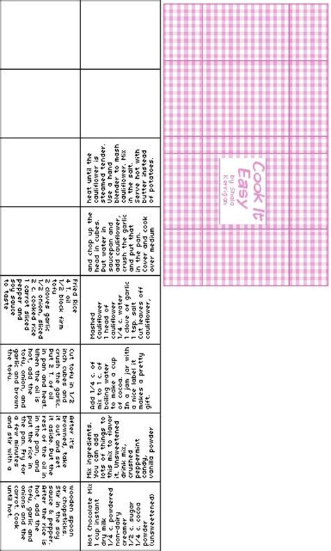 templates for small books free printable miniature templates here s some other