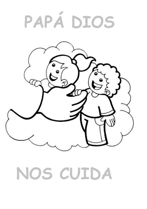 imagenes de dios me cuida la catequesis el blog de sandra recursos catequesis