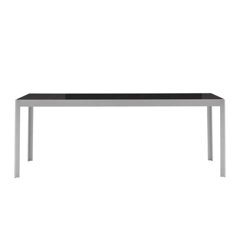 glass dining table beyond furniture