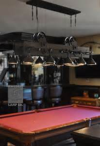 pool table lights best 25 pool table lighting ideas on