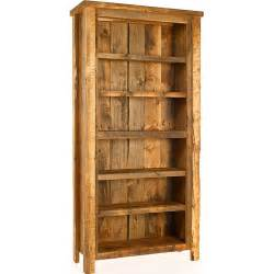 Build bookcase plans rustic reclaimed wood bookcase barnwood