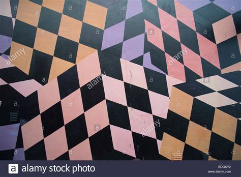 abstract design pattern stock photography painted wall abstract geometric patterns stock photo