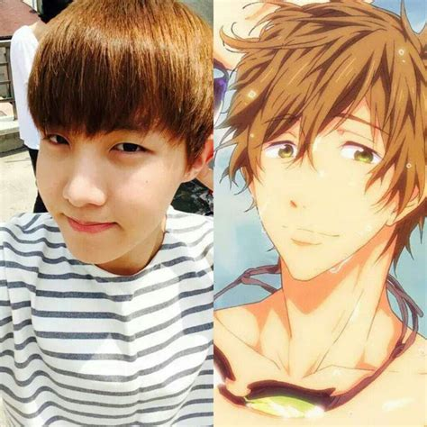 bts as anime character k pop amino