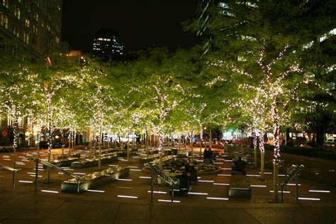 Exceptional Christmas Light Show Dallas #5: Zuccotti_Park_with_christmas_lights.jpg