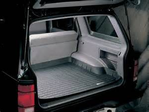 Best Suv Cargo Liners Weathertech Cargo Liners For Cars Suv S And Minivans