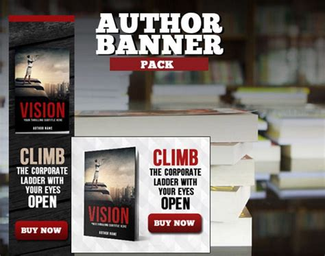 banner design book free author banner ads adazing