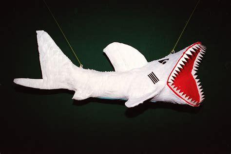 How To Make A Paper Shark Easy - shark pi 241 ata boy