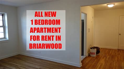 bedroom apartment  rent  briarwood queens nyc youtube
