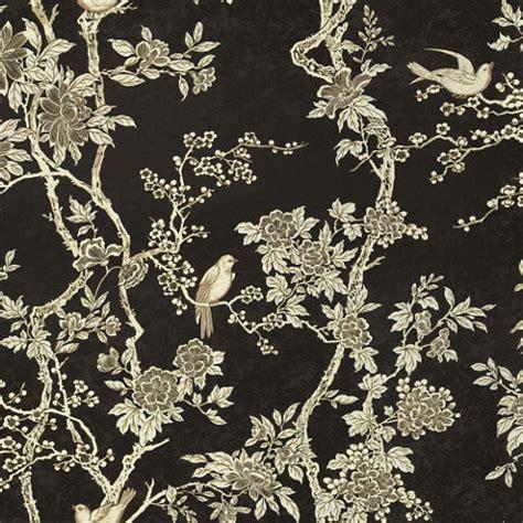 Moen 2 Handle Kitchen Faucet marlowe floral ebony floral wallpaper asian