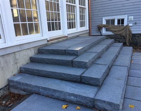 stone stairs and steps from landscape depot massachusetts