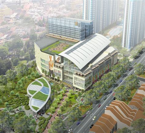 Chicagos Eco Shopping Mall by Inside Eco Friendly Shopping Malls Bee