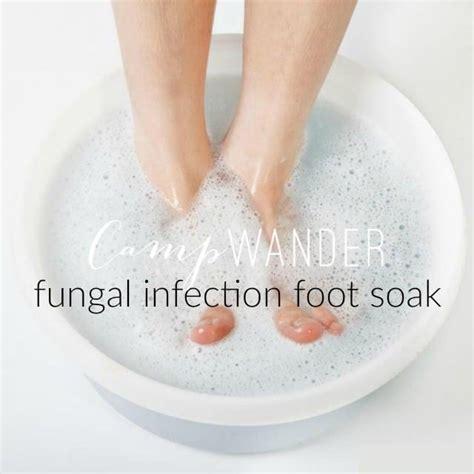 Detox Magnesium Foot Bath magnesium foot scrub and detox soak c wander