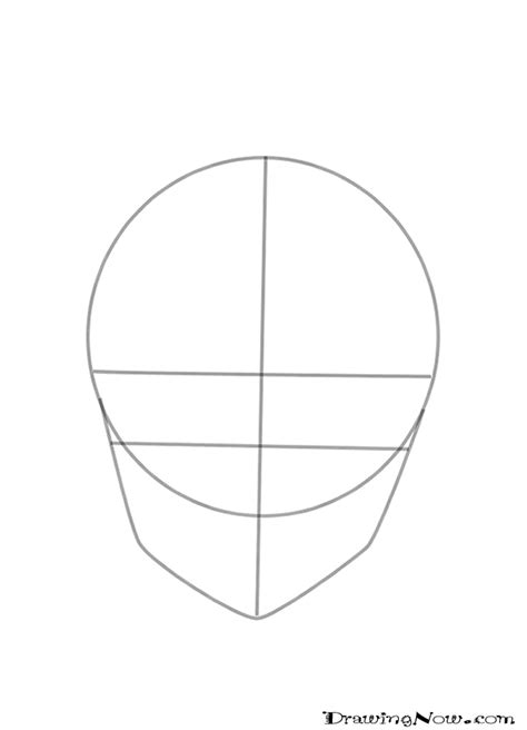 templates for drawing faces manga face template
