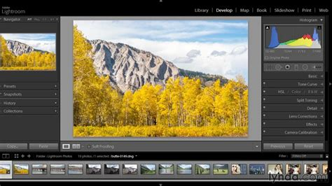 video tutorial lightroom 6 photoshop lightroom tutorials lynda com
