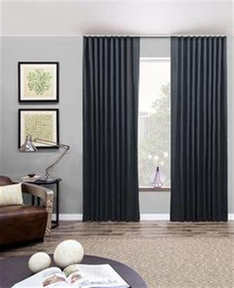 modern ripple fold drapes with a classic twist home office miami by maria j window contemporary curtains on pinterest curtains contemporary living rooms and bay windows
