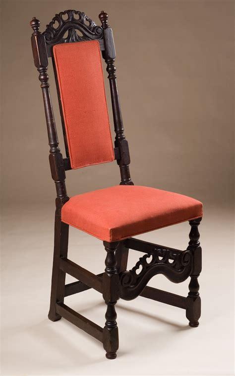 Jacobean Chair by Jacobean 1603 1625 Furniture Design History