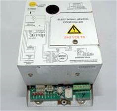 brivis tek 321 controller mk2 change