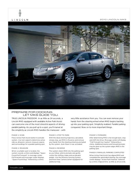 on board diagnostic system 2010 lincoln mks engine control service manual how to remove 2010 lincoln mks cd player service manual how to remove 2010