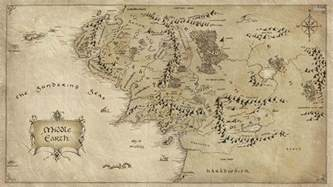 entire middle earth map map of middle earth wallpapers wallpaper cave