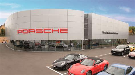 Porsche Zentrum Wiesbaden by Startschuss F 252 R Neues Porsche Zentrum Autohaus De