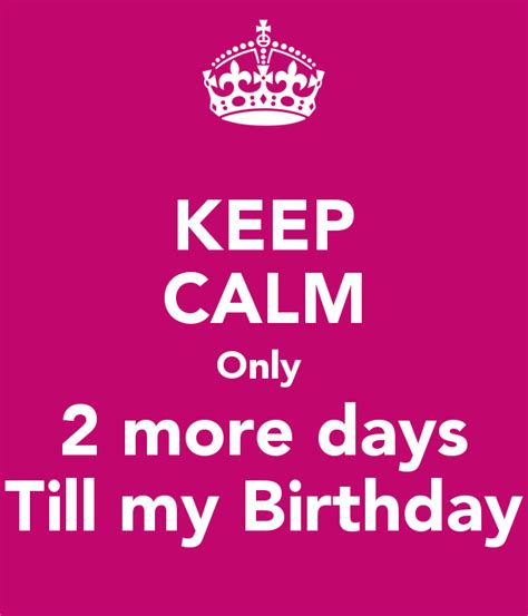 T Shirt Raisha keep calm only 2 more days till my birthday poster raisha keep calm o matic