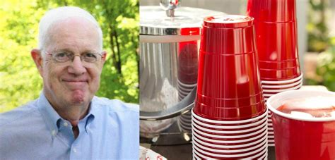 red solo cup creator passes away at age 84 the inventor of the red solo cup robert leo hulseman has