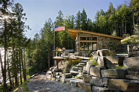 Hillside Cabin Plans by A Little Cabin Soars With Incredible Views Cabin Life