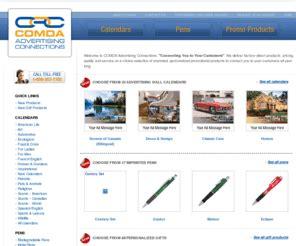 Comda Calendars Comdacalendars Comda Promotional Pens And Calendars