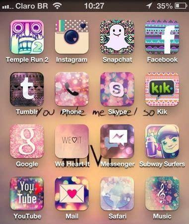 themes tumblr zapytaj znacie jakieś aplikacje gdzie można znaleźć fajne ikonki