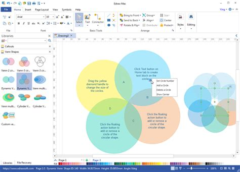 venn diagram software is there software that can draw complex venn diagrams quora