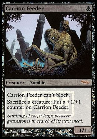 Carrion Feeder carrion feeder friday magic