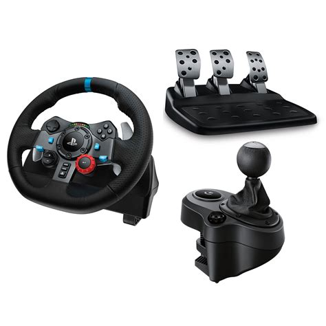 pc volante logitech g29 driving driving shifter