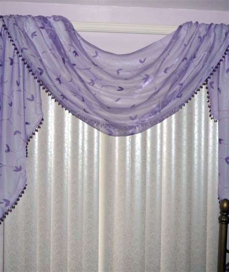 Scarf Valances Swags swags scarf swags the fabric mill